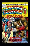 Captain America (1968) #164 Cover