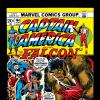 Captain America (1968) #164 Cover