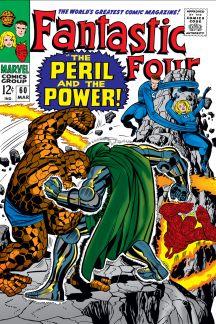 Fantastic Four #60
