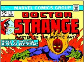 Dr. Strange (1974) #8