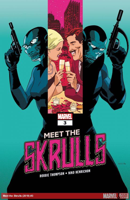 Meet the Skrulls (2019) #3