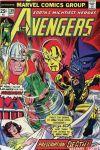 AVENGERS #139 cover