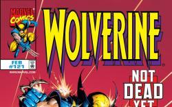Wolverine (1988) #121