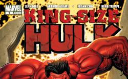 King-Size Hulk (2008) #1