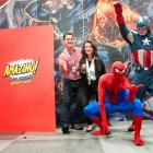 NYCC 2012: Commissioner of the Mayor's Office Celebrates Spider-Man's Anniversary