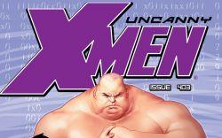 Uncanny X-Men (1963) #403 Cover