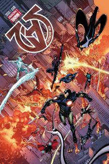 New Avengers #17  (Jimenez Variant)