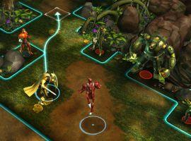 Iron Man & Taskmaster battle Klaw & Hydra in Marvel: Avengers Alliance Tactics