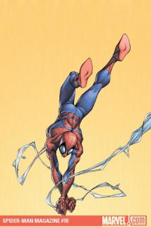Spider-Man Magazine (2008) #10