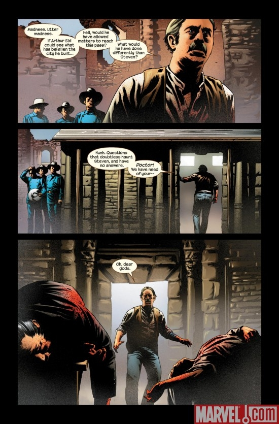DARK TOWER THE FALL OF GILEAD #5 Preview