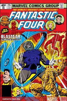 Fantastic Four (1961) #215