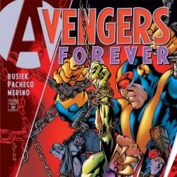Avengers Forever (1998) #10