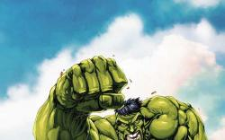 MARVEL AGE HULK (2004) #2 COVER