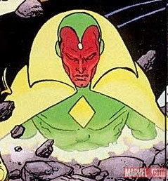 The Vision by George Perez