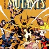 New Mutants Annual #37 cover by Mike Mignola