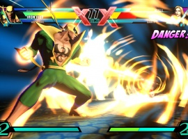 Ultimate Marvel vs. Capcom 3 Iron Fist Screenshot 1