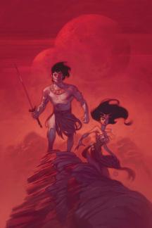 John Carter: The Gods of Mars #1