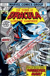 Tomb of Dracula #57 
