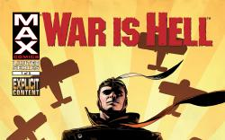 Cover from: War Is Hell: The First Flight of the Phantom Eagle (2008) #1