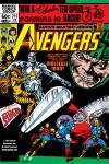 Avengers (1963) #215 Cover