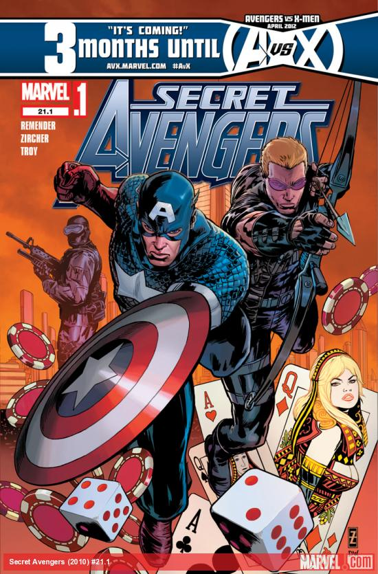 Secret Avengers (2010) #21.1