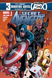 Secret Avengers #21.1 