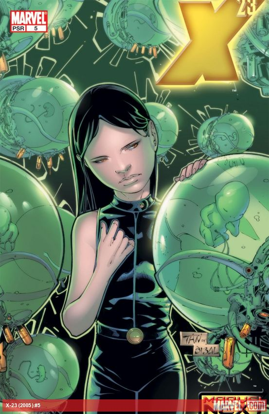 X-23 #5
