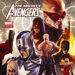 Mighty Avengers: The Unspoken (Hardcover)