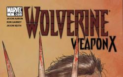 Wolverine Weapon X #1
