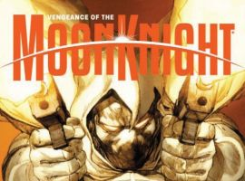 Vengeance of the Moon Knight #1 cover by Leinil Francis Yu