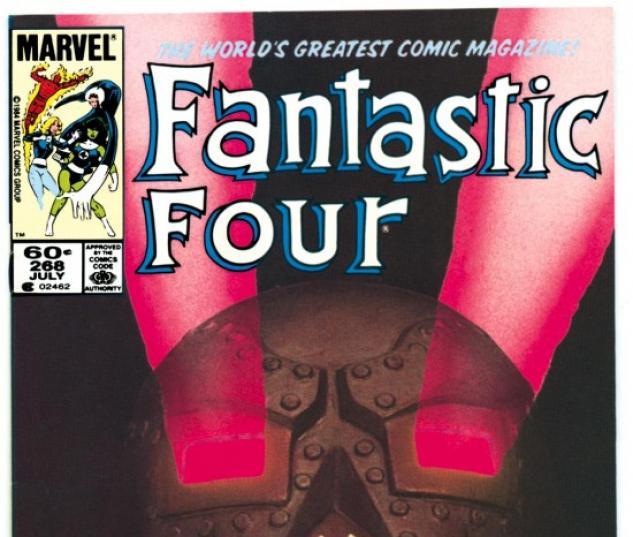 Fantastic Four (1961) #268