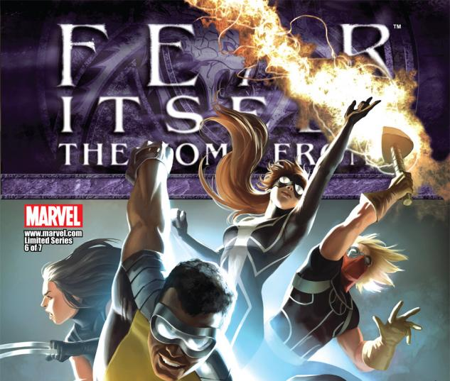 Fear Itself: The Homefront (2010) #6