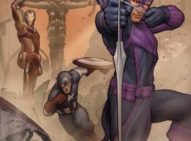 Five Favorite Avengers: James Asmus