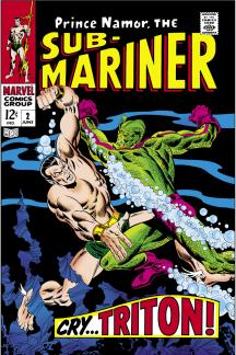Sub-Mariner (1968) #2