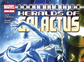 Annihilation: Heralds of Galactus (2007) #1