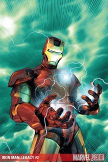 Iron Man Legacy #2