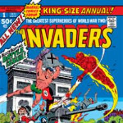 Invaders Annual (1977)