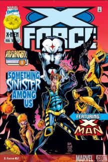 X-Force (1991) #57