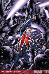 Captain Britain and MI: 13 #8