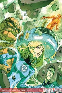 Fantastic Four: True Story (2008) #1