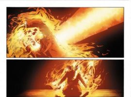 X-MEN: LEGACY #210 Interior Art