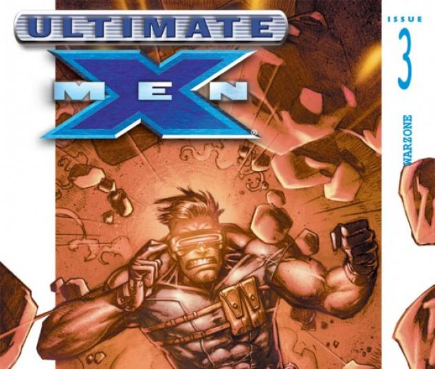 ULTIMATE X-MEN #3