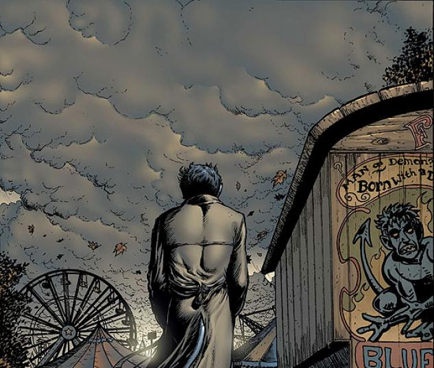 NIGHTCRAWLER (2007) #8 COVER