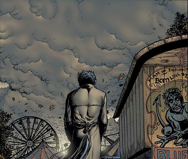 NIGHTCRAWLER (2007) #8 COVER
