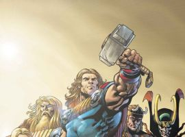 THOR (2003) #74 COVER