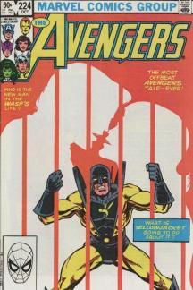 Avengers #224