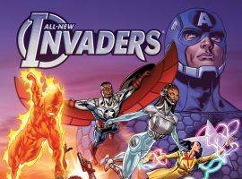 ALL-NEW INVADERS 15 (WITH DIGITAL CODE)