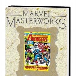 Marvel Masterworks: The Avengers Vol. 10 (Direct Market Only Variant) (2010 - Present)