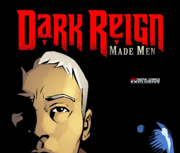 Dark Reign: Made Men One Shot (2009) #1