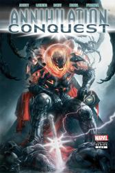 Annihilation: Conquest #5 